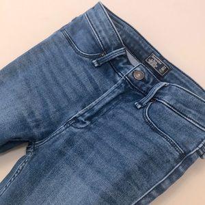 Abercrombie & Fitch Harper Low Rise Jean Legging